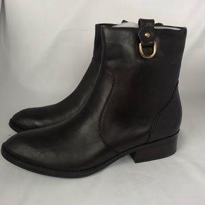 Lauren Ralph Lauren Brown Leather Boots